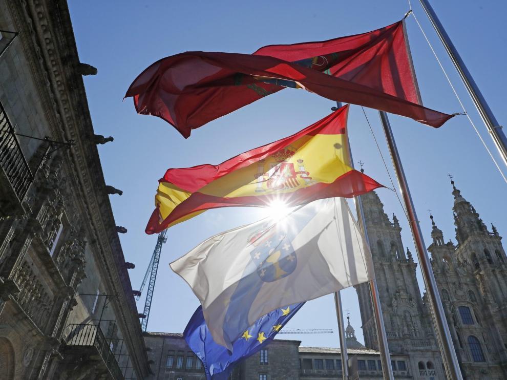 España comienza diez días de luto oficial por las víctimas del coronavirus