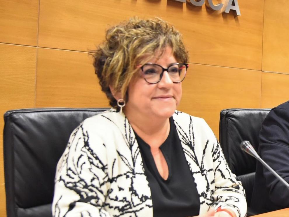 """Elisa Sancho: """"Hoy más que nunca es importante arrimar el hombro desde instituciones"""""""