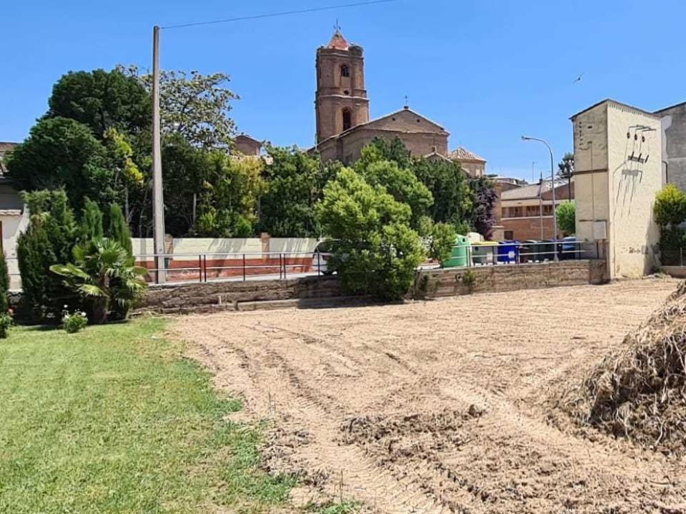 Almunia de San Juan avanza en el proyecto de un centro de día