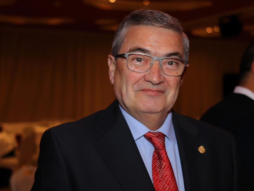 Fernando Alvira deja la dirección del Instituto de Estudios Altoaragoneses