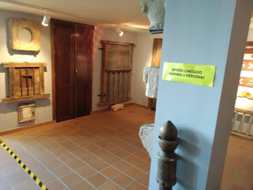 El Museo Ángel Orensanz y Artes de Serrablo reabre sus puertas