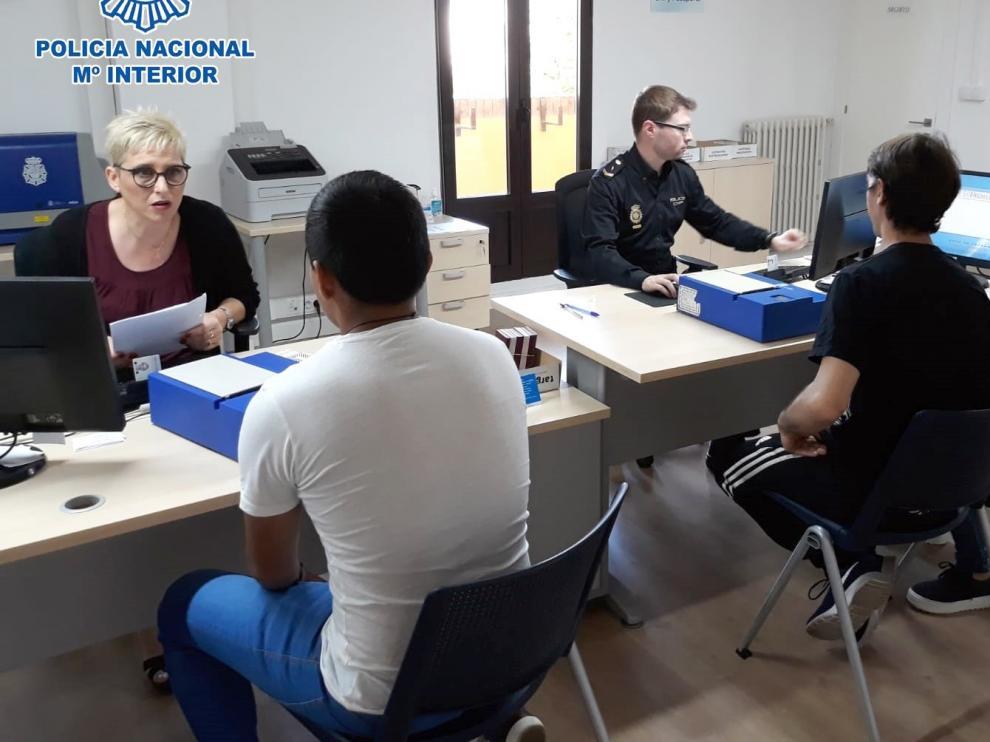Se restablece en Huesca el servicio de cita previa en las oficinas del DNI y Pasaporte