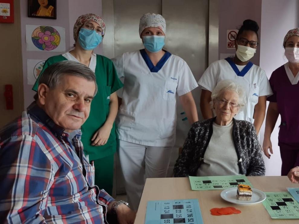 Brillante gestión en las residencias de Tercera Edad del Somontano durante el confinamiento por coronavirus