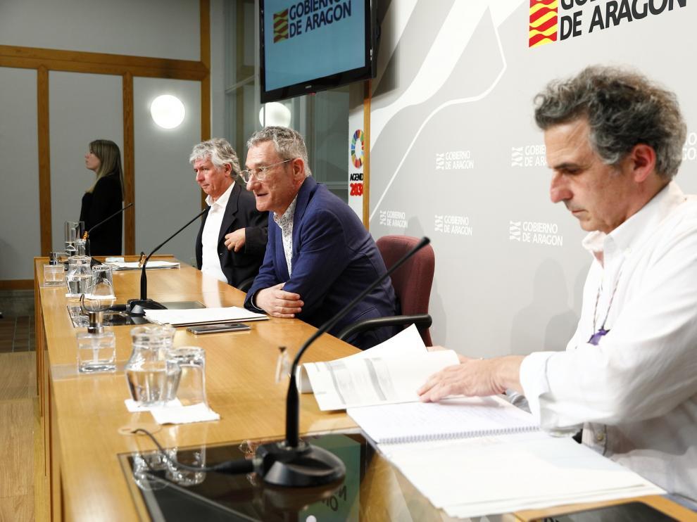 Aragón pedirá anticipar la fase 3 al 1 de junio en zonas rurales de menor densidad de población