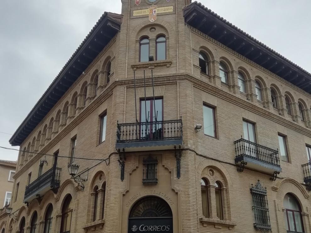 Correos reabre su oficina del Coso Alto de Huesca en horario de tarde