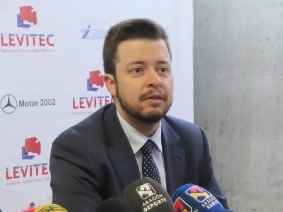 """Antonio Orús: """"El proyecto no es viable sin las instituciones"""""""