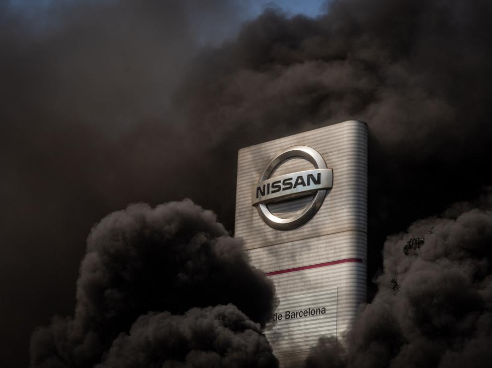 Nissan anuncia el cierre en Barcelona y presenta peores resultados en 20 años