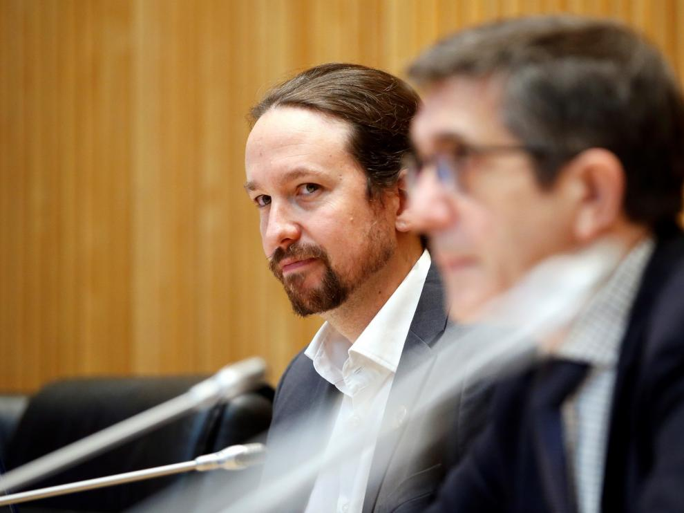 Iglesias pide apoyos para construir un sistema fiscal más progresivo