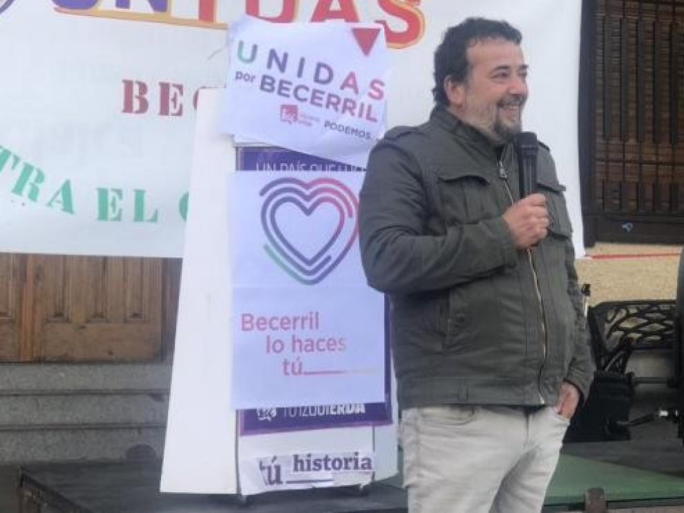 Dimite el edil de Podemos en Becerril detenido por presuntos abusos a una menor