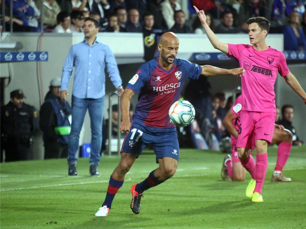 El Huesca jugará fuera de casa los fines de semana y en El Alcoraz entre semana