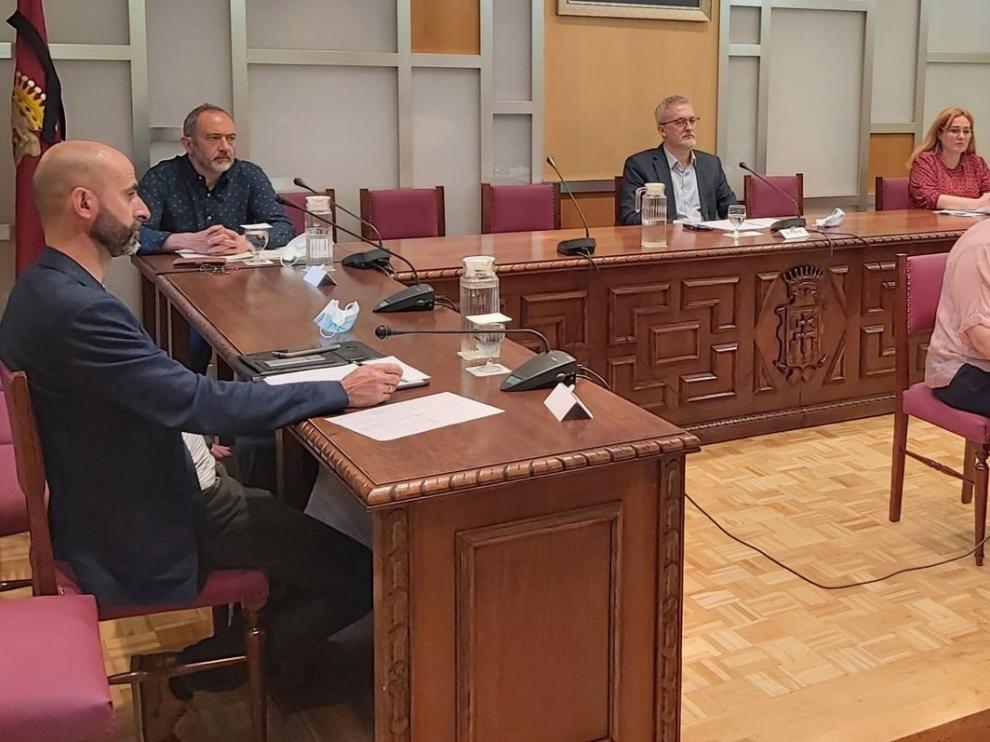 Jaca aprueba 800.000 euros para proyectos contra la crisis
