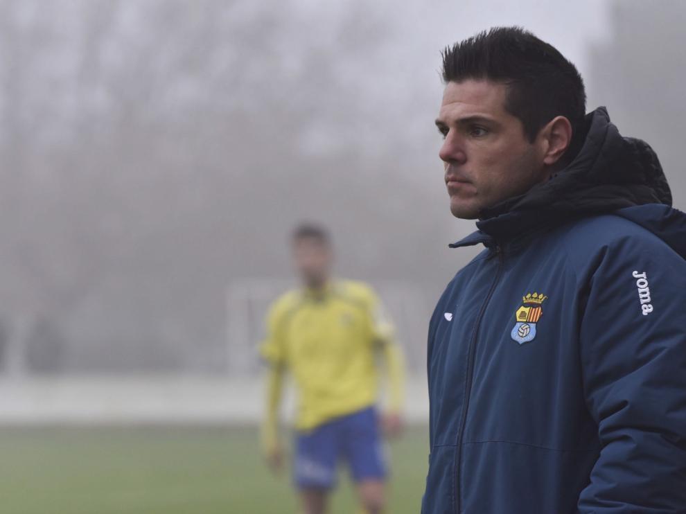 """Diego Allueva agradece la """"segunda oportunidad"""""""