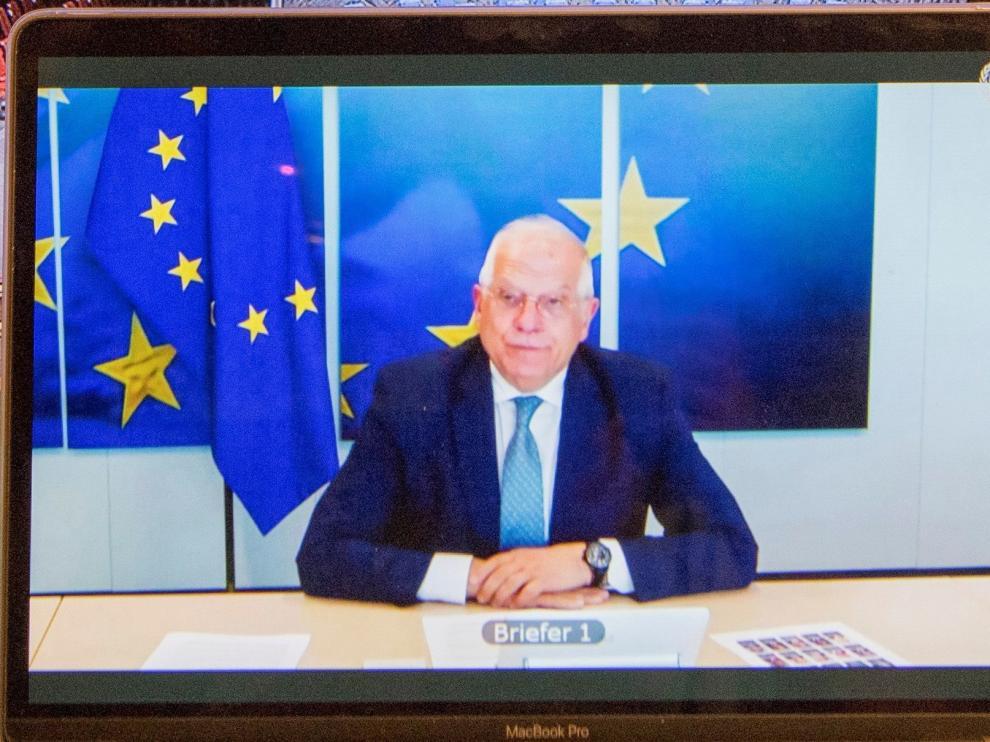 Josep Borrell subraya la necesidad de una ONU fuerte ante los desafíos
