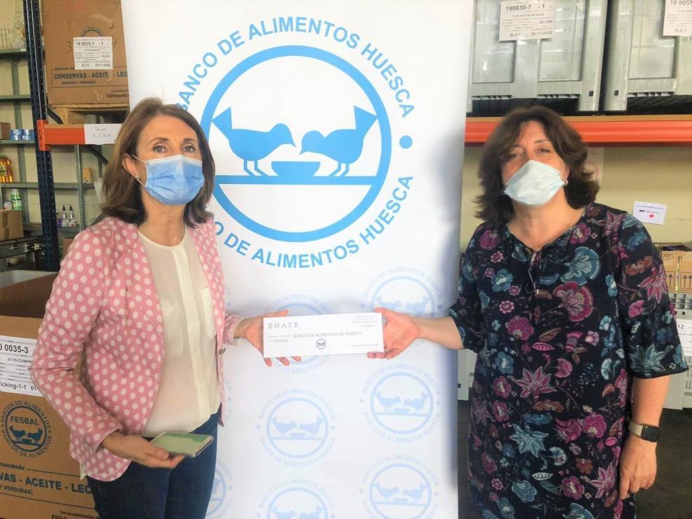 Bodega Enate recauda 20.000 euros en una cata solidaria virtual