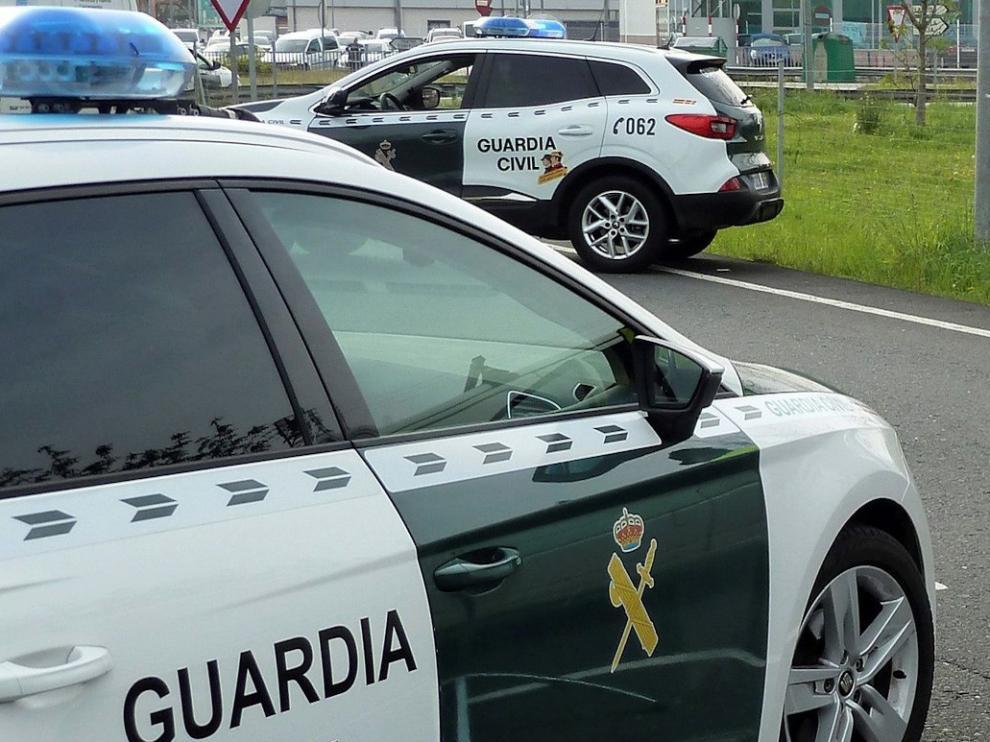 La Guardia Civil de Binéfar detiene a una persona por amenazar a otra de muerte