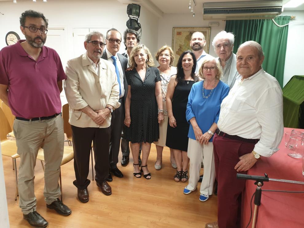 """José María Ortí: """"Intentamos transmitir la cultura aragonesa en un sentido amplio"""""""
