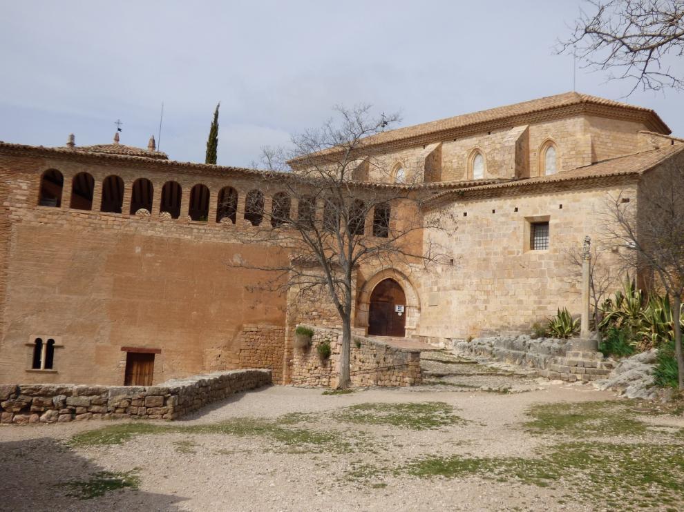 La colegiata de Alquézar abre sus puertas el 8 de junio