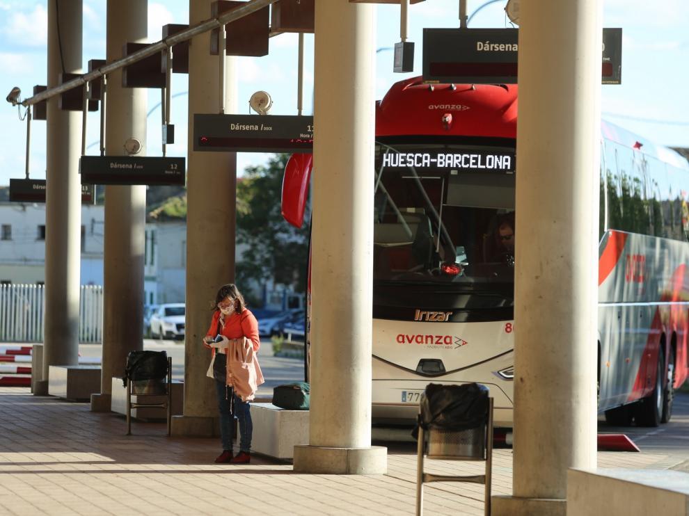 Lanzan una campaña informativa para fomentar el uso del transporte público en Aragón