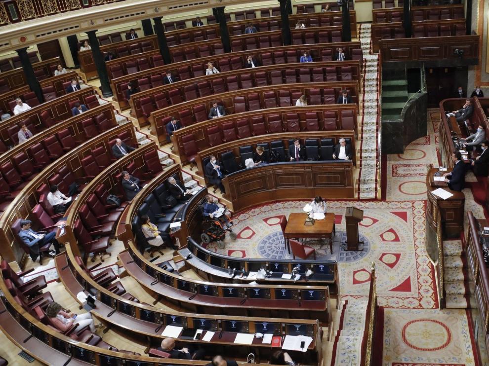 ERC se abstendrá y el PNV votará a favor de la prórroga