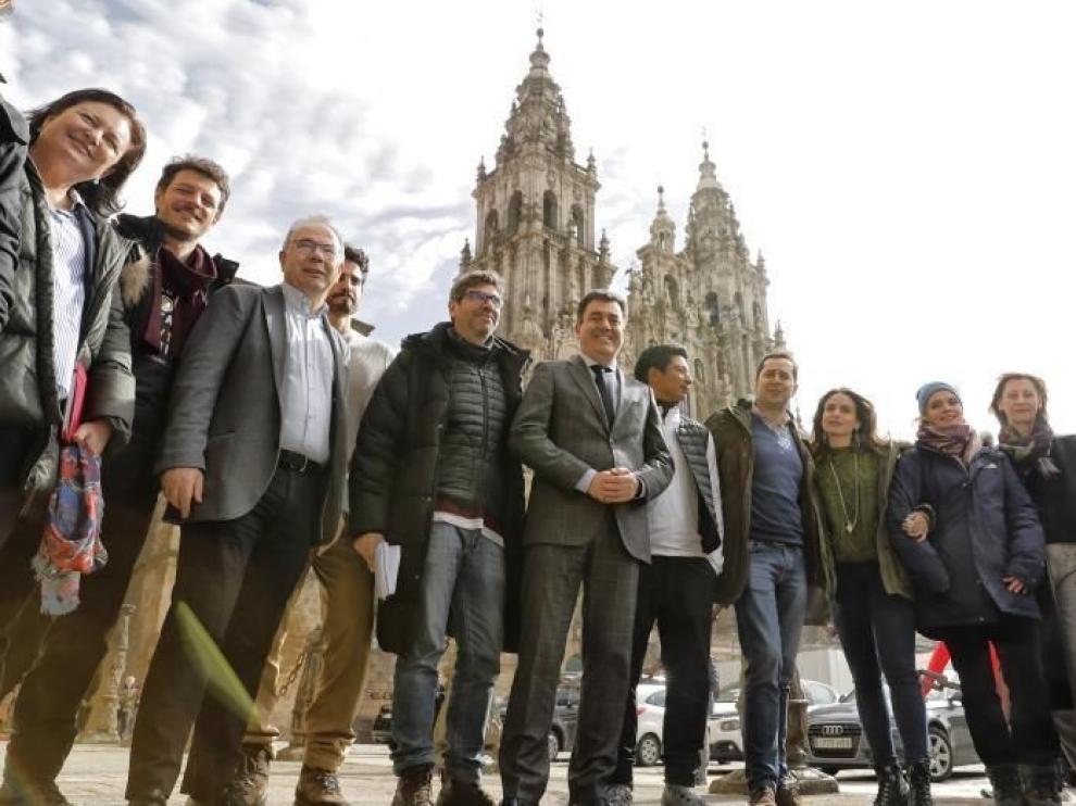 """""""3 Caminos"""", escaparte del patrimonio de la Ruta Jacobea"""