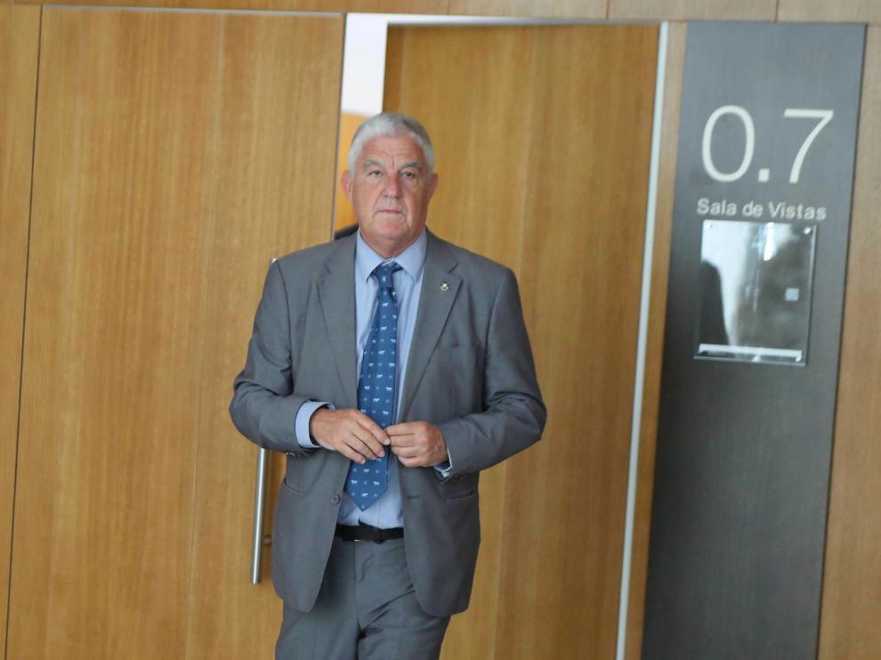 Fuster-Fabra reitera que se ha de aclarar cuál es la acusación en el caso Oikos