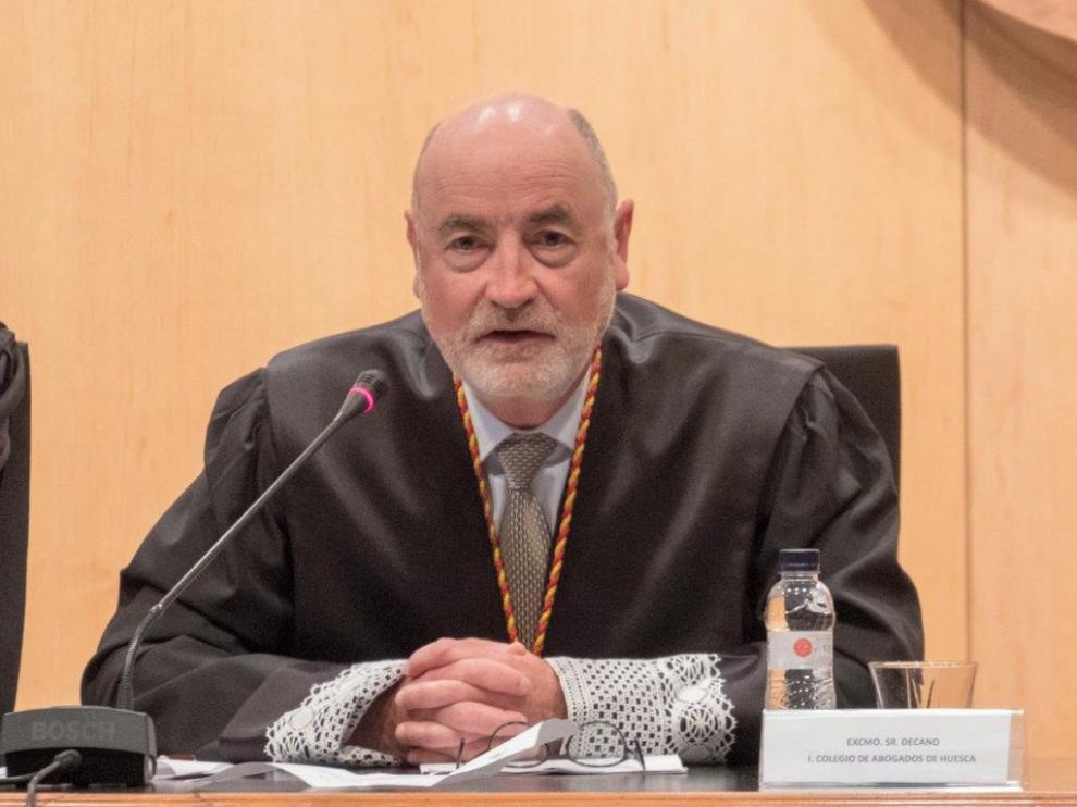 """Ángel García Bernués: """"Es escandaloso que la justicia haya estado completamente paralizada"""""""