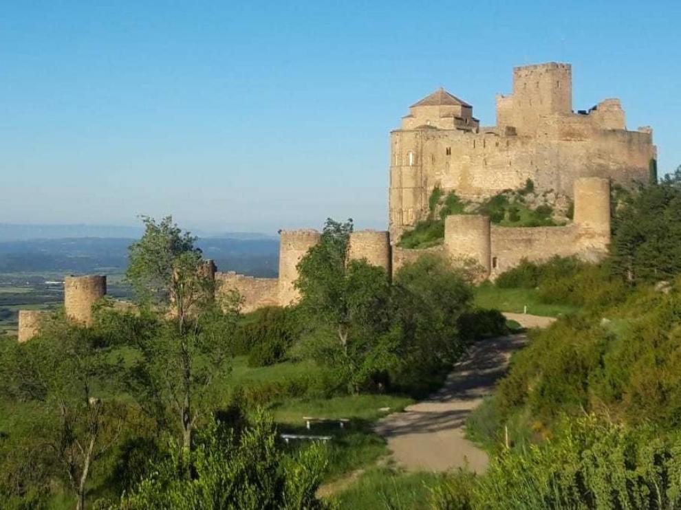 El castillo de Loarre podría reabrirse a mediados de junio