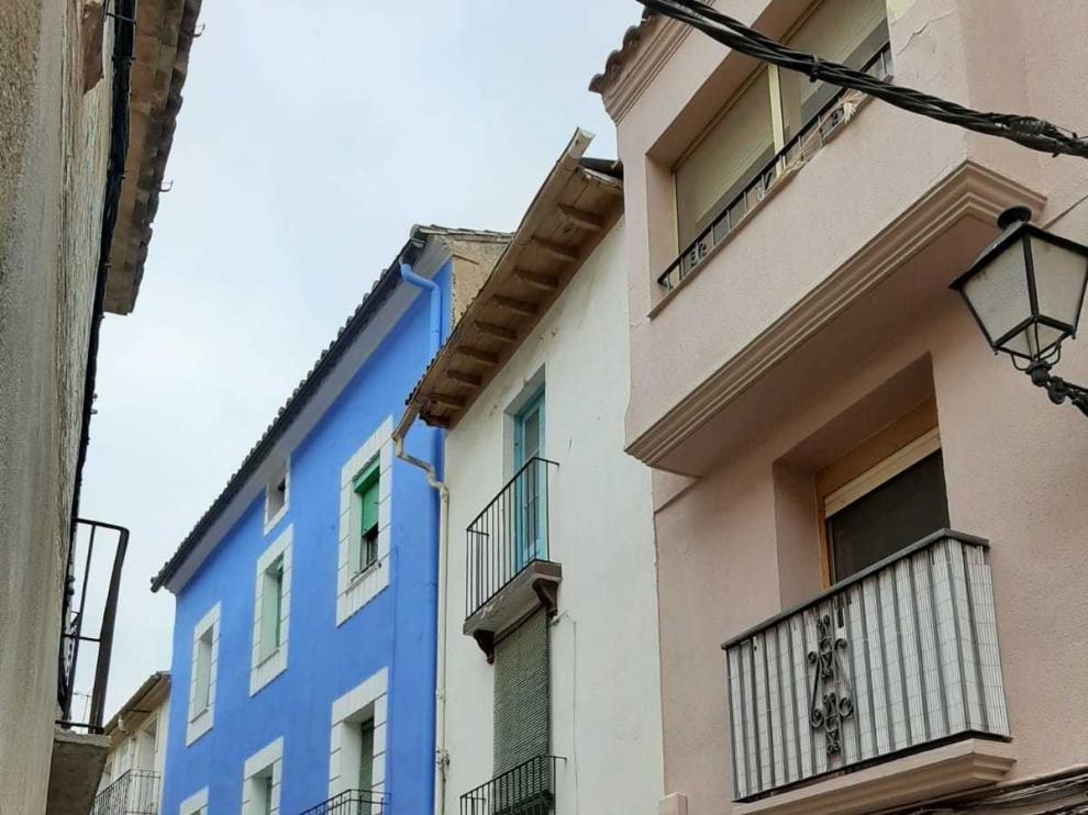 Monzón ofrece ayudas para rehabilitar fachadas