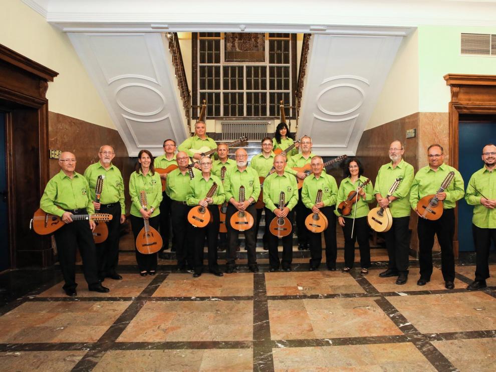 Cincuenta años de música y de historia de Huesca