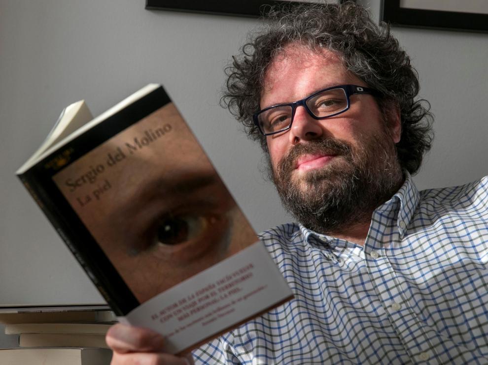 """Sergio del Molino:""""Hace muchos libros que he superado la barrera del pudor"""""""
