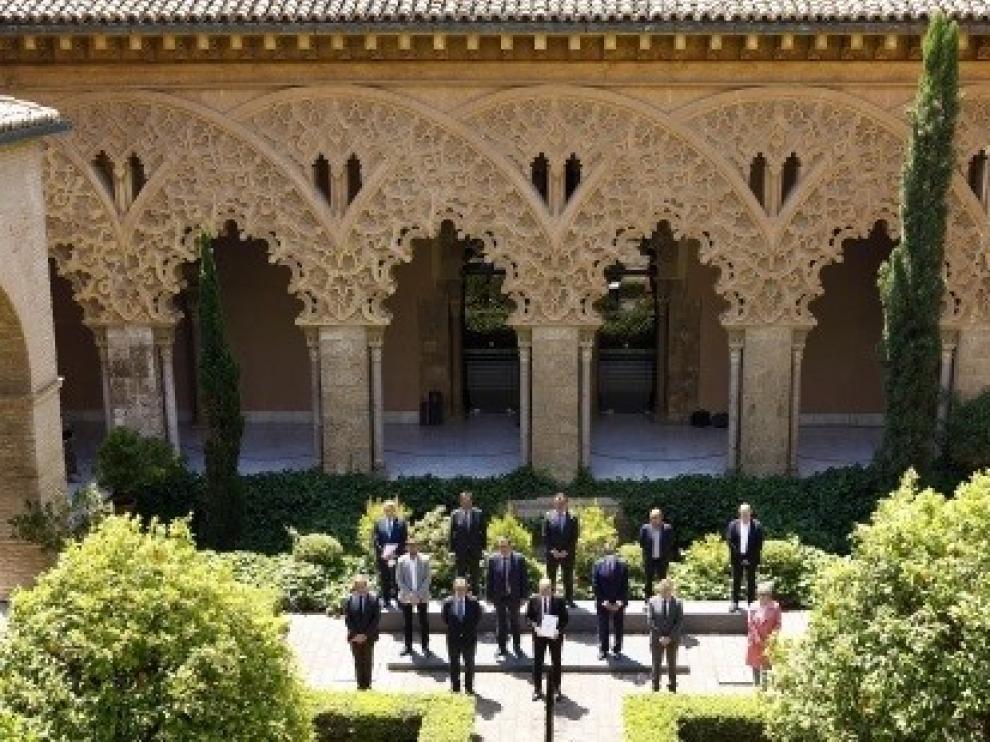 Aragón, pionera en presentar una Estrategia para la Recuperación Social y Económica