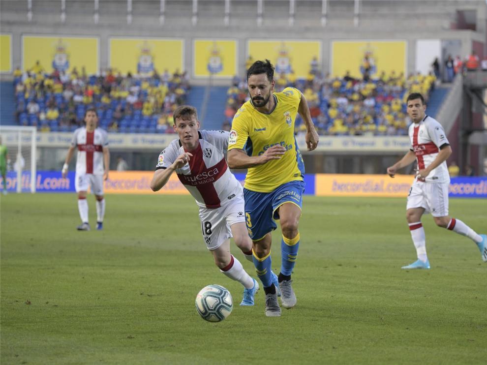La UD Las Palmas negocia jugar sus partidos de casa con público