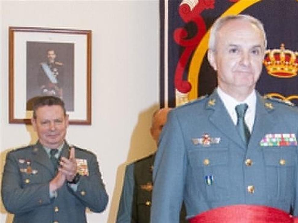 Marlaska cesa como coordinador en inmigración al general Arribas, que impulsó la Unidad de Helicópteros en Huesca