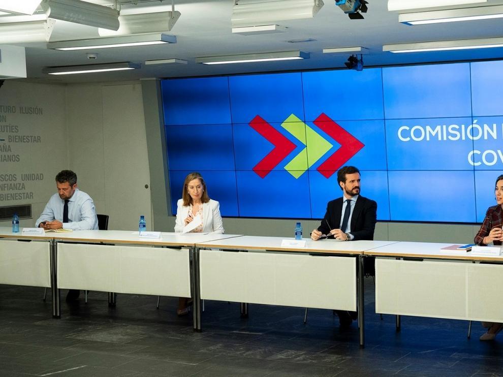 """El PP volverá a votar 'no' a la prórroga de la alarma por ser """"perjudicial"""""""
