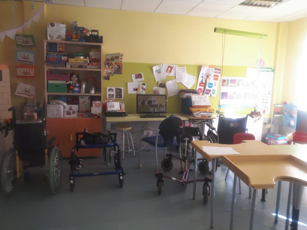 La Educación Especial sigue cerrada en Huesca