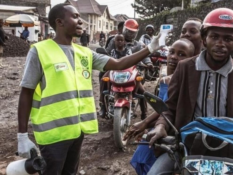 Declaran un nuevo brote de ébola en la República Democrática del Congo