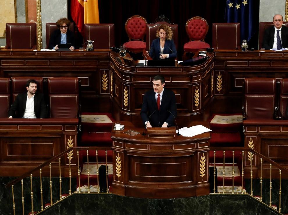 Cs votará sí a la prórroga al acordar con Sánchez el final de la desescalada
