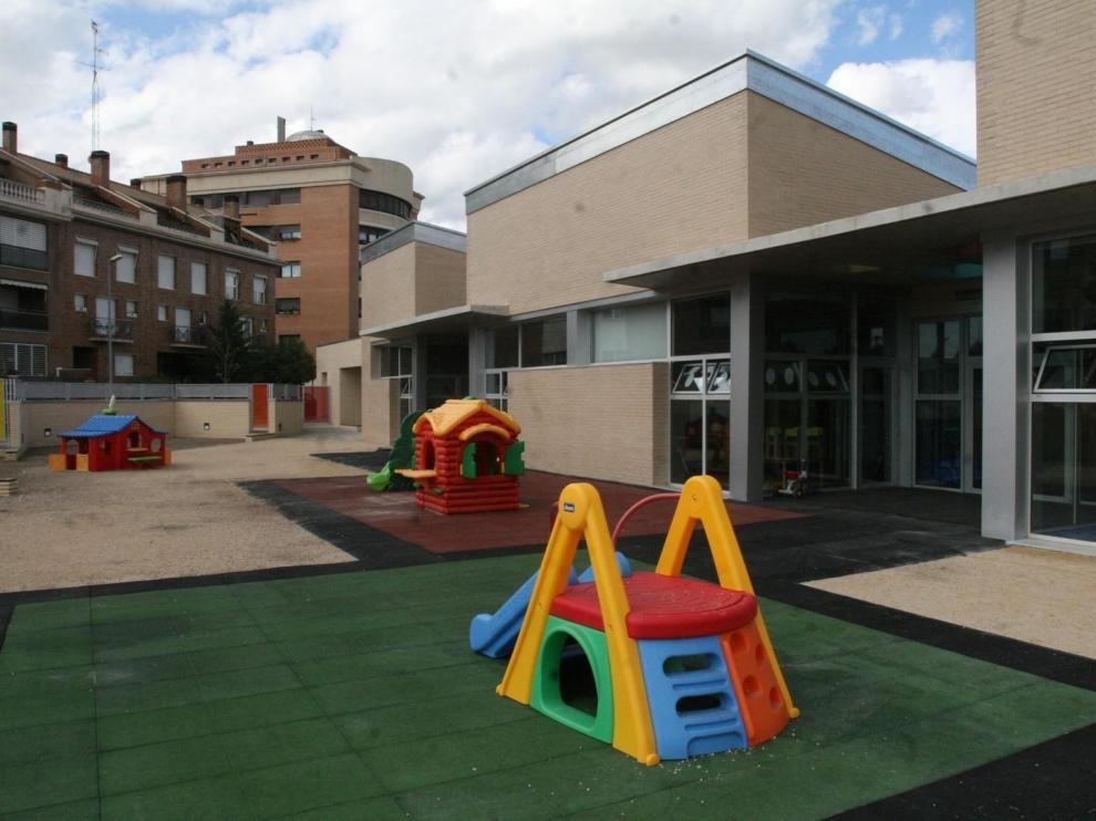 """El plazo de inscripción para la Escuela Infantil """"Las Pajaritas"""" de Huesca finaliza este viernes"""