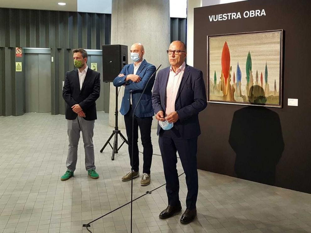 El Gobierno de Aragón reitera su apoyo al sector de la industria cultural
