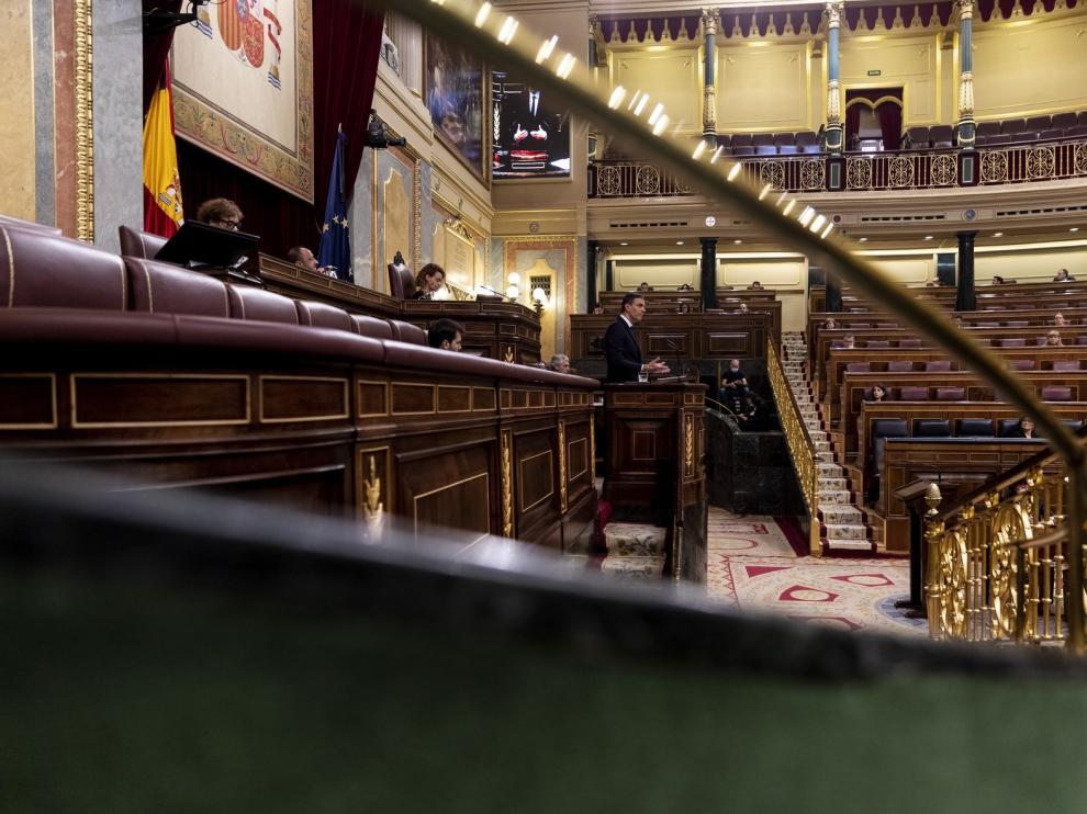 Los periodistas regresarán al Congreso a partir del pleno del 10 de junio