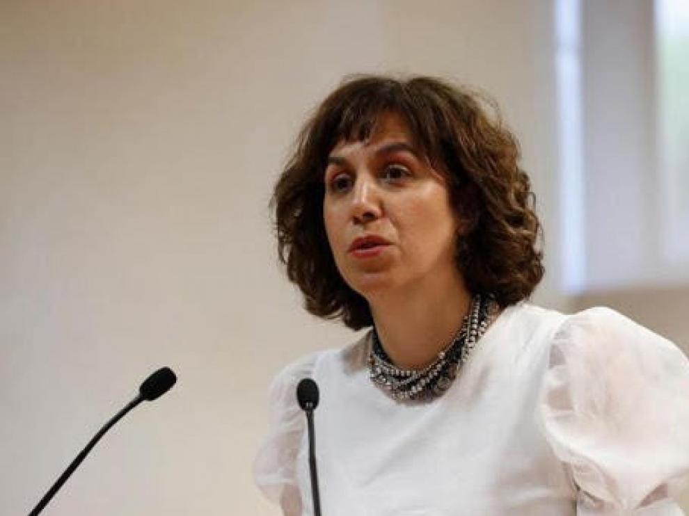 """Irene Lozano pide """"ser prudentes y no adelantar plazos"""" antela idea de la UD Las Palmas"""