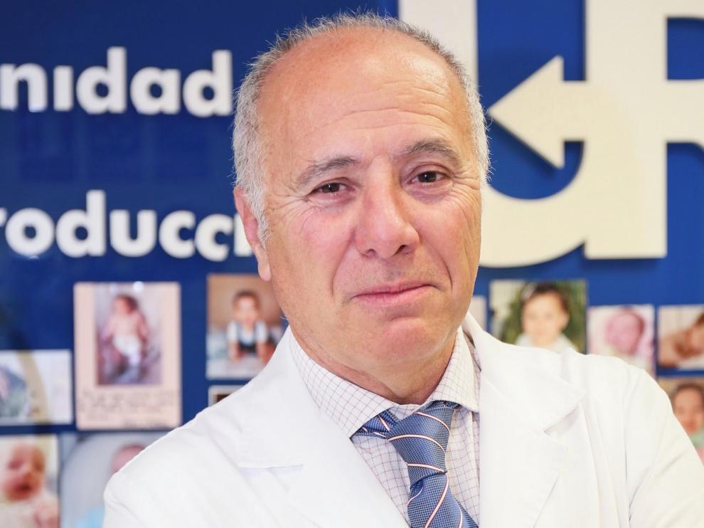 """Luis Martínez Navarro: """"Los tratamientos de reproducción asistida a día de hoy son seguros"""""""