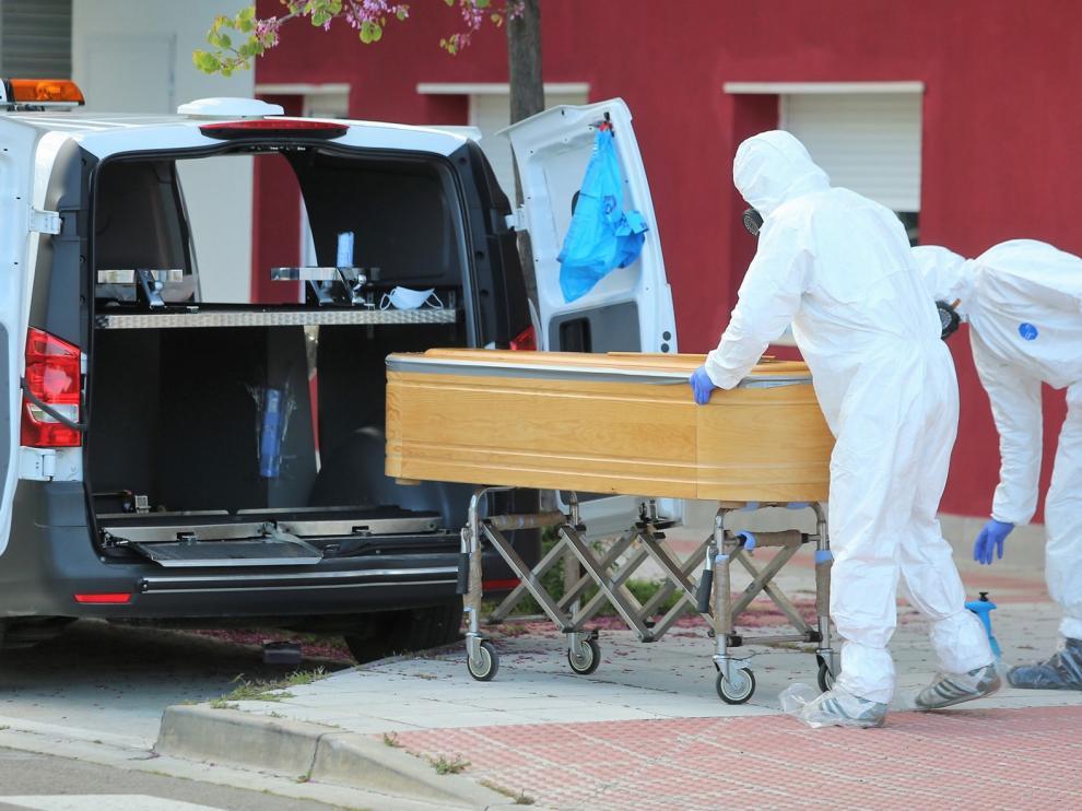 El número de fallecidos durante la pandemia se incrementó un 5,9 %