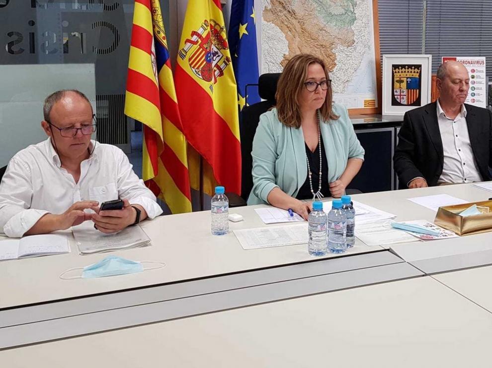 Aragón amplía a septiembre la suspensión de las fiestas