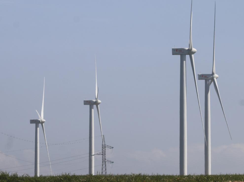 Villar Mir invertirá 65 millones en otro parque eólico en Gurrea