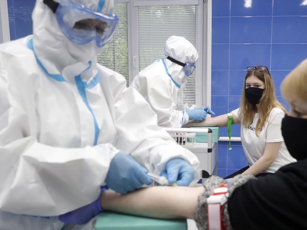 La pandemia de coronavirus deja más de 380.000 muertos