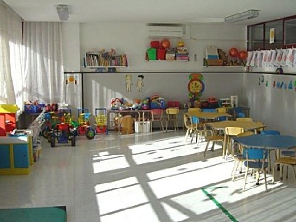 El proceso para la escolarización en guarderías del Gobierno de Aragón se retoma el 8 de junio simplificando procesos