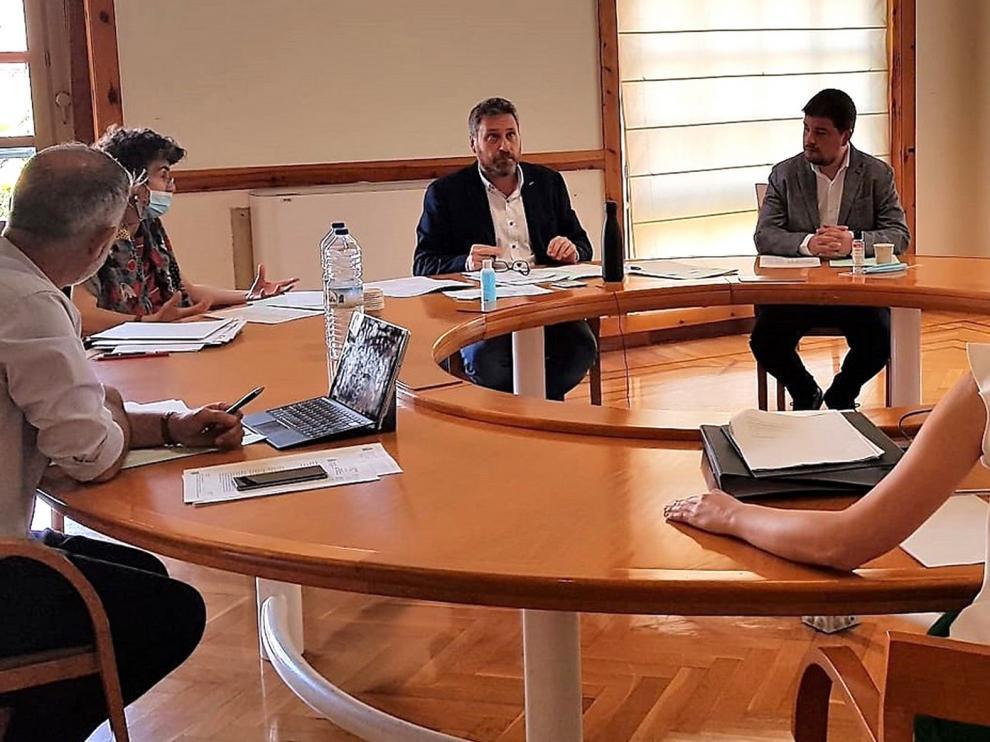 El Cota rechaza la transferencia de agua del Ebro a Cantabria