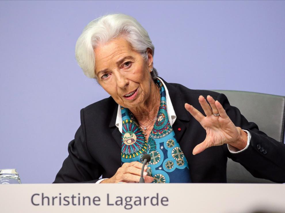 El BCE incrementa la compra de deuda ante la crisis de la covid
