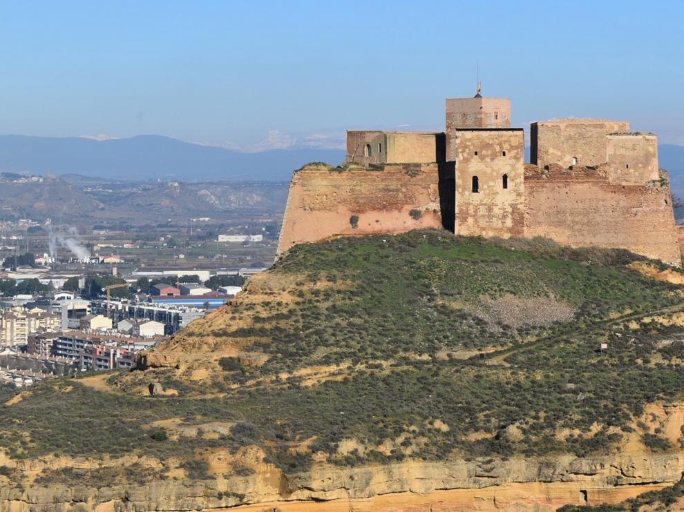 El Castillo de Monzón volverá a recibir visitantes el 23 de junio